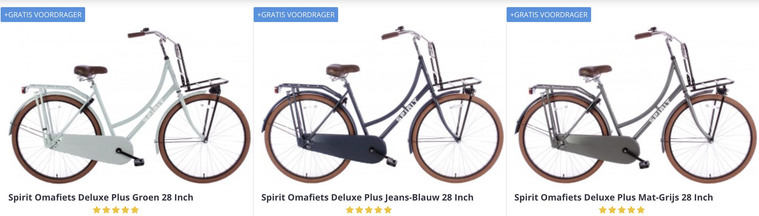 FietsenPlaats.nl ervaringen, reviews en beoordelingen